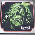 "Deathrite - Where Evil Arises 7"" Beer Vinyl"