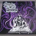 "Chapel Of Disease - Summoning Black Gods 12"" White Marbled Vinyl + Poster"