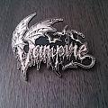 Vampire - Logo Pin
