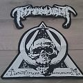 Interment - Where Death Will Increase Back Patch (Set)