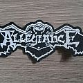 Allegiance - Logo Shaped Patch