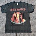 Bathory - Under The Sign Of The Black Mark T-Shirt (Bootleg)