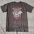 Watain - A Tribute To Bathory SRF 2010 / Hail The Hordes T-Shirt