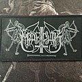 Marduk - La Grande Danse Macabre Logo Patch