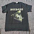 Bathory - Blood Fire Death Shirts (Bootleg)