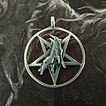 Marduk - Wolf / Pentagram Pendant Other Collectable