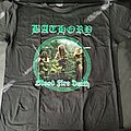Bathory - TShirt or Longsleeve - Bathory - Blood Fire Death T-Shirt (Oldschool Metal Maniac)