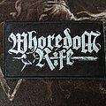 Whoredom Rife - Logo Patch