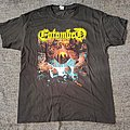 Entombed - Clandestine Re-Print T-Shirt (Bootleg)