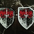 Marduk - Patch - Marduk - Heaven Shall Burn...Crest Patch (Both Versions)