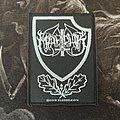 Marduk - Panzer Crest Patch