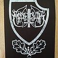 Marduk - Panzer Crest Back Patch