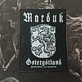 Marduk - Östergötland Patch