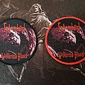 Entombed - Patch - Entombed - Wolverine Blues L.G Support Patch (Both Versions)
