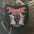 Dismember - Ripping Face Patch