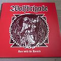 "Wolfbrigade - Run With The Hunted 12"" Red Transparent Vinyl"
