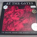 """At The Gates - To Drink From The Night Itself 12"""" Clear Vinyl + Booklet & Print"""