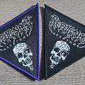 Repugnant - Hecatomb Triangle Patch (Both Borders)