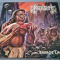 """Gruesome - Savage Land 12"""" Brown Vinyl"""