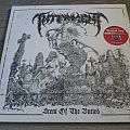 "Interment - Scent Of The Buried 12"" Bloodred Vinyl"