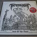 "Interment - Tape / Vinyl / CD / Recording etc - Interment - Scent Of The Buried 12"" Bloodred Vinyl"