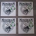 """Memoriam - Tape / Vinyl / CD / Recording etc - Memoriam - The Hellfire Demos II 7"""" Vinyls (All Colours)"""