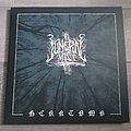 "Funeral Mist - Tape / Vinyl / CD / Recording etc - Funeral Mist - Hekatomb 12"" Vinyl + Booklet"