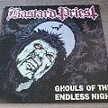 "Bastard Priest - Tape / Vinyl / CD / Recording etc - Bastard Priest - Ghouls Of The Endless Night 12"" Blue / Turquoise Splatter Vinyl"