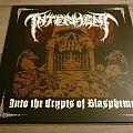 "Interment - Tape / Vinyl / CD / Recording etc - Interment - Into The Crypts Of Blasphemy 12"" Vinyl"