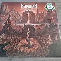 """Memoriam - The Silent Vigil 12"""" Red Vinyl"""