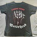 Motörhead - TShirt or Longsleeve - Motörhead - Gimme Some / Spiked Fist T-Shirt