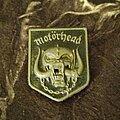 Motörhead - Pin / Badge - Motörhead - Snaggletooth Shield Badge