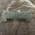 Dissection - Logo Pin