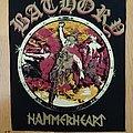 Bathory - Hammerheart Back Patch
