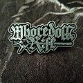 Whoredom Rife - Pin / Badge - Whoredom Rife - Logo Pin