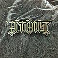 Antichrist - Logo Pin Pin / Badge