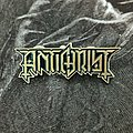 Antichrist - Pin / Badge - Antichrist - Logo Pin