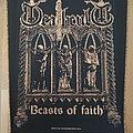 Deathcult - Beasts Of Faith Back Patch