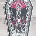 Deathcult - Death Metal Coffin Back Patch