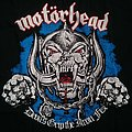 Motörhead - Devils Grip The Iron Fist T-Shirt (Mexican Bootleg)