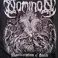 Nominon - Manifestation Of Black T-Shirt