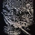 Memoriam - For The Fallen T-Shirt (Black / White)