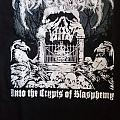 Interment - TShirt or Longsleeve - Interment - Into The Crypts Of Blasphemy / Svensk Jävla Dödsmetall T-Shirt