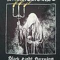 Svartkonst - Black Light Burning T-Shirt