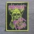 Antichrist - Militia Of Death Patch