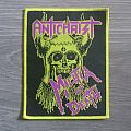 Antichrist - Militia Of Death Patch