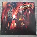 "Antichrist - Burned Beyond Recognition 7"" Vinyl"