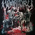 Vomitory - Opus Mortis VIII / No End To Suffering Tour T-Shirt
