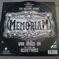 """Memoriam - Tape / Vinyl / CD / Recording etc - Memoriam - The Hellfire Demos 7"""" Picture Vinyl"""