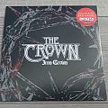 "The Crown ‎- Iron Crown 7"" Red Transparent Vinyl Tape / Vinyl / CD / Recording etc"